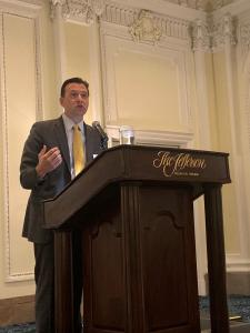 Speaker Brian Katulis